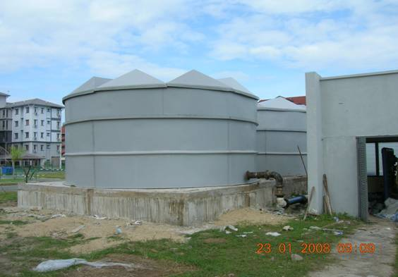HIGHPLUS ENGINEERING - WATER TANK